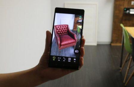 アイデアクラウド、GoogleのAR技術「Tango」を利用したオブジェクト配置ARアプリ「PERS AR」を開発