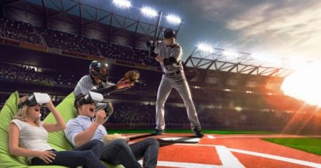 VRize、国内初のスポーツVRアプリ「J SPORTS VR」を開発