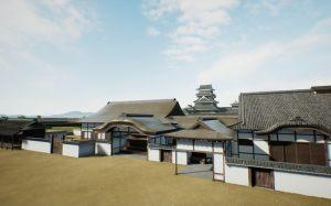 凸版印刷、「松本市市制施行110周年記念事業」の一環として松本城をVR化