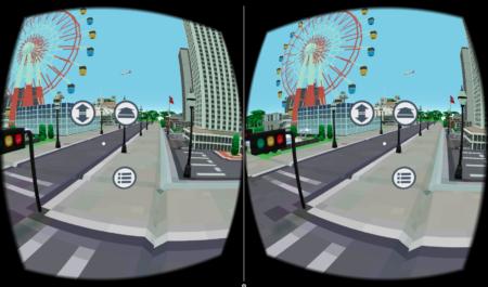 スマホ向け街作りパズルゲーム「スグマチ!」、視線だけで遊べるVR向け新UI「見るコン」を実装