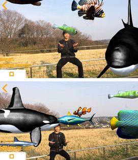 「現実の中に敵が現れる」 ARシューティングゲーム 「Bluetooth AR Gun」がMakuakeにて先行販売中