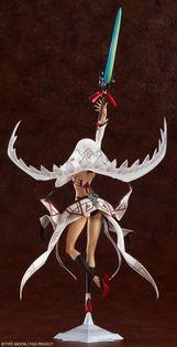 スマホRPG「Fate/Grand Order」の「セイバー/アルテラ」1/8スケールフィギュアの予約受付がスタート
