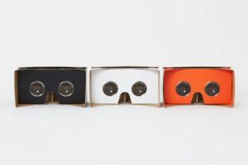 WHITE、高機能スマホVRゴーグル「Milbox 2」を3色のカラーバリエーションで5月に発売 企業の販促向けオリジナルデザインも受付開始