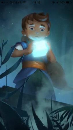 【やってみた】アニメ作品並みのストーリーとグラフィックが秀逸な美麗パズルゲーム「WarpShift」