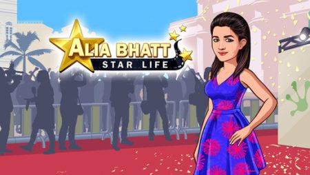 インドのMoonfrog Labs、ボリウッドスターのスマホゲーム「Alia Bhatt: Star Life」をリリース
