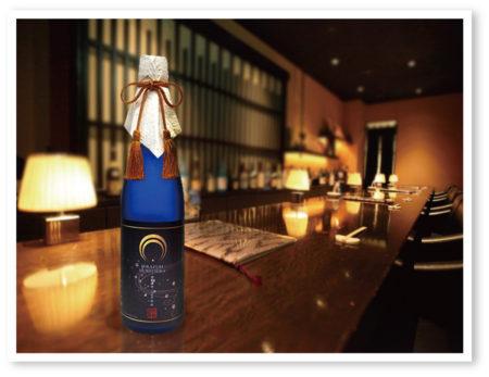 """「刀剣乱舞」の""""三日月宗近""""をイメージした日本酒が5/29に発売"""