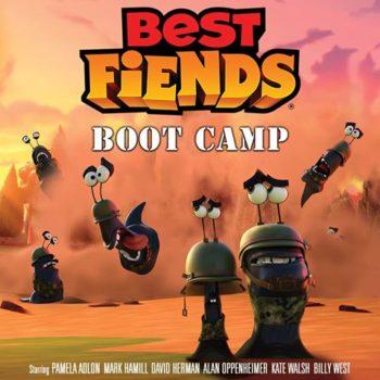 フィンランドのモバイルゲームディベロッパーのSeriously、看板タイトル「Best Fiends」シリーズのショートアニメ作品を公開