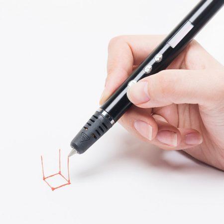 サンワサプライ、描きで立体物を作れる3Dペンを発売