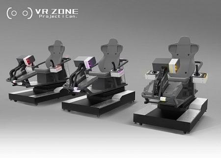 バンダイナムコエンターテインメント、2017年夏オープンのVRエンターテインメント施設「VR ZONE SHINJUKU」にて「エヴァンゲリオン VR The 魂の座」を展開