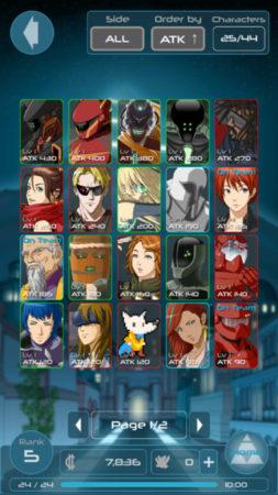 Mirai-Labo、スマホ向けチェインアクションRPG「フォボス・チルドレン」をリリース