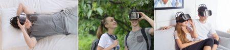 クリーク・アンド・リバー社、「第3回先端コンテンツテクノロジー展」にVR HMD「アイデアレンズ K2プラス」などVRソリューションを出展