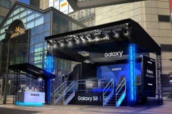 日本初上陸VRアトラクションもあり サムスン、6/17より「Galaxy Studio福岡」開催