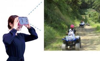 オリックス自動車ら三社、沖縄のオリックスレンタカー店舗にてVRで観光の魅力を伝える「VRトラベル」を提供開始