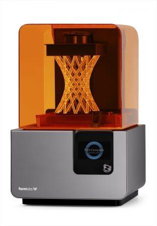 キヤノンMJ、米Formlabs製のSLA方式3Dプリンタ「Form 2」を7月より販売開始