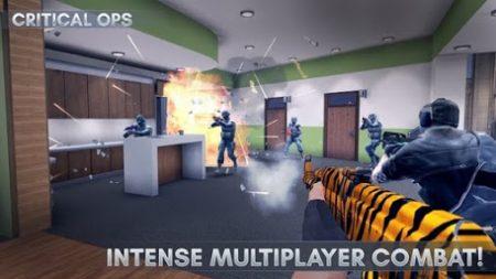 フィンランドのモバイルeスポーツゲーム「Critical Ops」が2200万ダウンロードを突破
