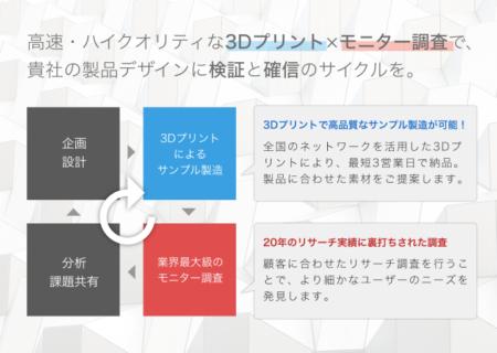 X人の株式会社とバルクが提携 3Dプリント試作からリサーチ評価までをワンストップで提供