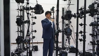 FortuneKKとケイズデザインラボ、鉄人・小橋建太の3Dデータ活用プロジェクトを始動