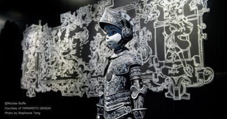 DMM.make 3Dプリント、ニコラ・ビュフの個展にて製作協力
