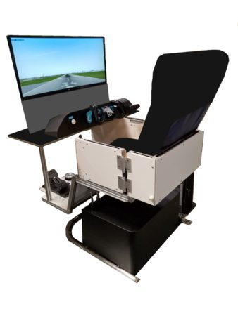 VR対応対応フライトシミュレーター「VR-Chair Proシリーズ」、7月に発売決定