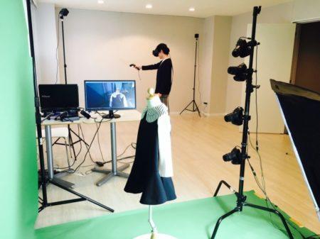 iFashion Lab、日本初の「子供服×VR ヴァーチャル展示会」を開催