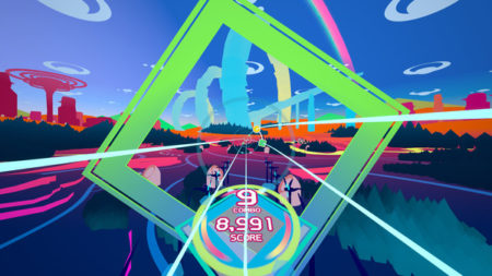 AMG GAMES、音楽VRゲーム「Airtone」を渋谷の「SHIBUYA VR LAND」でも提供開始