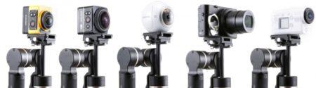 Grow、360°カメラ対応ジンバル「G360」を6/16に発売