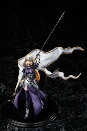 スマホRPG「Fate/Grand Order」のルーラー/ジャンヌ・ダルクの1/7フィギュアの予約受付がスタート