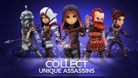 歴代アサシンがキュートな三頭身に Ubisoft、「アサシンクリード」シリーズのスマホ向け新作ゲーム「Assassin's Creed: Rebellion」のテスト配信を開始