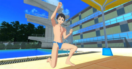 Gugenka、ノイタミナ夏の新作アニメ「DIVE!!」のスマホ向けVRアプリを9月に配信決定