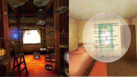 "MyDearest、""VR×ライトノベル""コンテンツ「FullDive novel: Innocent Forest」を7月中旬にリリース"