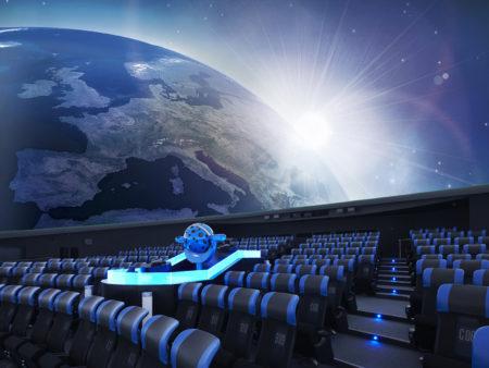 コニカミノルタプラネタリウム、今夏に押上とお台場に体験型VR施設「VirtuaLink」をオープン