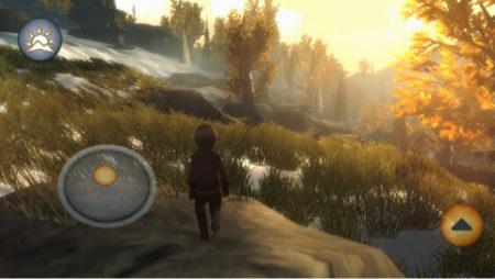 【やってみた】画面カスタムも自由自在!スマホの限界に迫る超美麗ゲーム「Nimian Legends : BrightRidge」