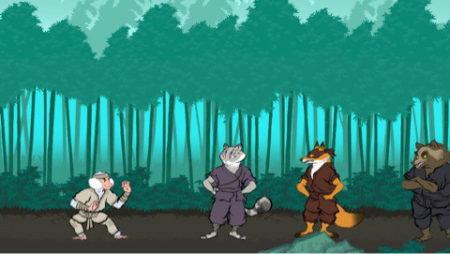 【やってみた】手描き風の絵がそのまま動く! 純和風スマホ向け格ゲー「Edo Sperstar」
