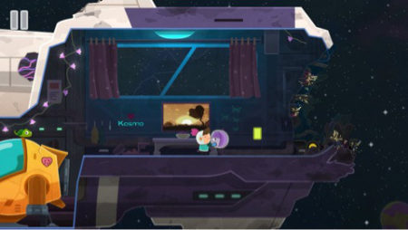 【やってみた】バラバラに砕け散った彼女を蘇らせるために宇宙を旅する切ない謎解きゲーム「Love you to Bits」