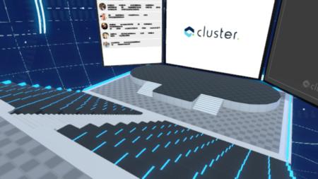 7 / 22、ソーシャルVRアプリ「cluster.」内にて「Japan VR Fest. 開発者会 in Cluster」開催