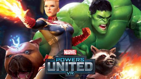 ディズニーとOculus VR、VRマルチアクションゲーム「MARVEL Powers United VR」を2018年にリリース決定