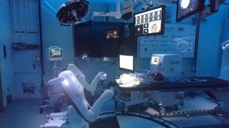 DVERSE、「国際モダンホスピタルショウ2017」にてIoT連携の最先端手術室「SCOT」をVR空間で体験できるデモを出展