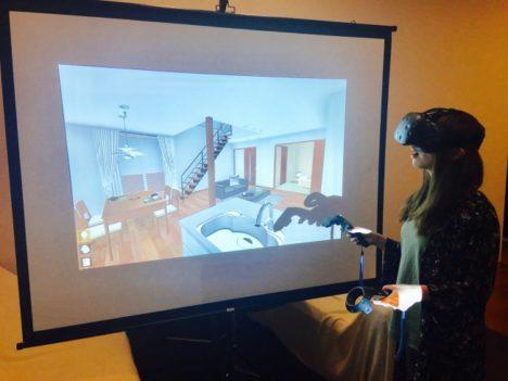 エスケーホーム、VRを使用した住宅見学サービスを提供開始