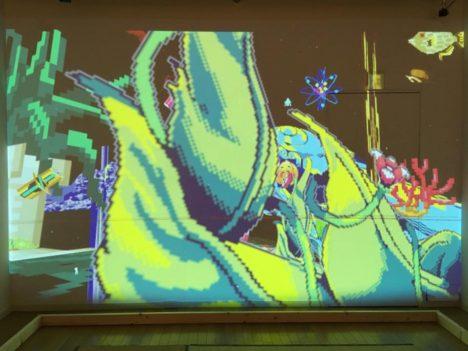【レビュー】HTC Viveとルンバが融合したVRアート体験 ---「たかくらかずき展『有無ヴェルト』」