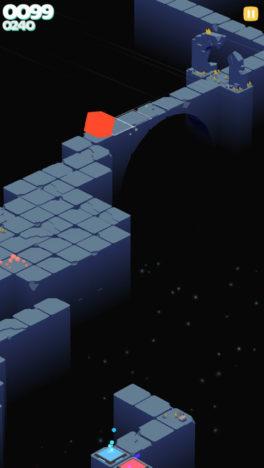 【やってみた】かわいい動物(?)がコロコロ転がるアクションパズルゲーム「DROP NOT!」