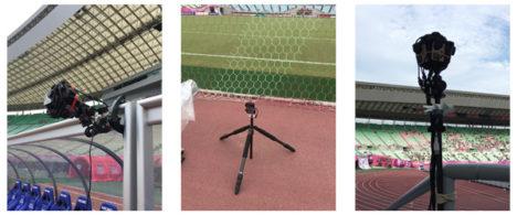 ピクセラと関西テレビがVRで協業 セレッソ大阪VSセビージャFCの親善試合で実証実験を実施