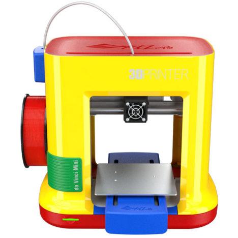 パソコン工房 AKIBA STARTUP、コンパクト3Dプリンタ「ダヴィンチ miniMaker」の取り扱いを開始