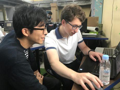 iFashion Lab、スタンフォード大学など海外理系学生から英語で学ぶVR制作ワークショップを開催