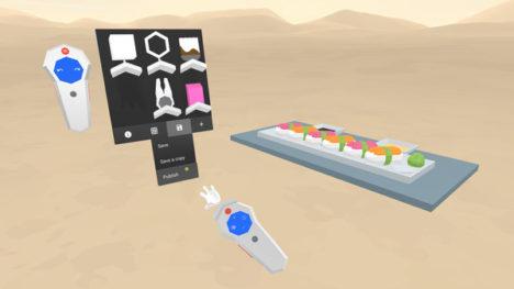 Google、VR対応の3Dモデリングツール「Blocks」をリリース