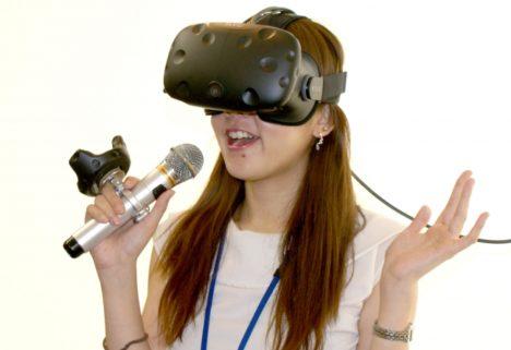 大庄とプリズムプラス、巨大なライブ会場で歌っているような体験ができるVRシステム「Fantasy VR Stage+」を展開