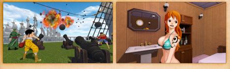 ONE PIECE初のVRゲーム「ONE PIECE GRAND CRUISE」がPS VR向けにリリース決定 東京タワーで体験会も開催