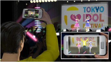 フジテレビ、5Gを活用した新コンテンツ「JidorAR」の体験参加者を募集