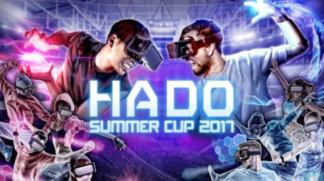 ARスポーツ「HADO」と「スリーモンキーズカフェ秋葉原店」が8/1よりコラボ