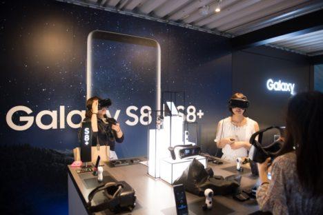 サムスン、VRアトラクションなどが楽しめる「Galaxy Studio」を東京ミッドタウンにて開催決定
