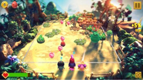 Angry BirdsシリーズのひっぱりアクションRPG「Angry Birds Evolution」、英ヘヴィメタルバンドのアイアン・メイデンとコラボ